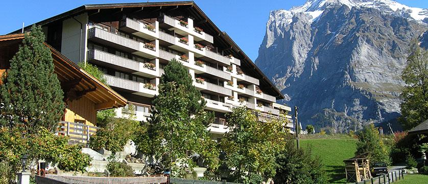 Hotel Sunstar, Grindelwald, Bernese Oberland, Switzerland - exterior summer.jpg